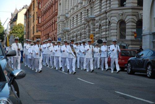 Parada pe Artillerigatan